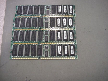 4GB Cache 1X Dimm-91