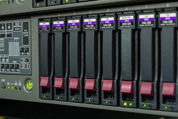 Hitachi Storage